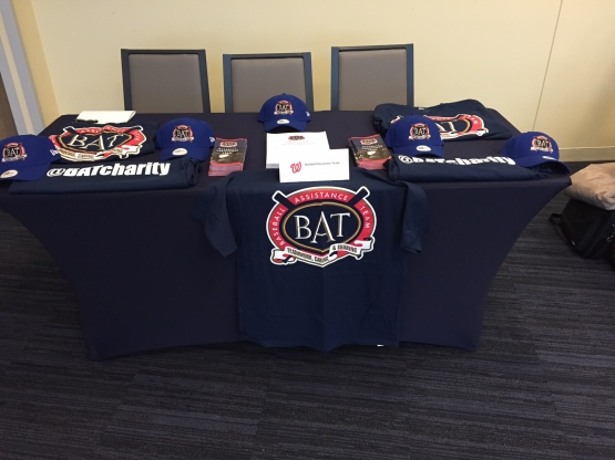 B.A.T. gear for the employees